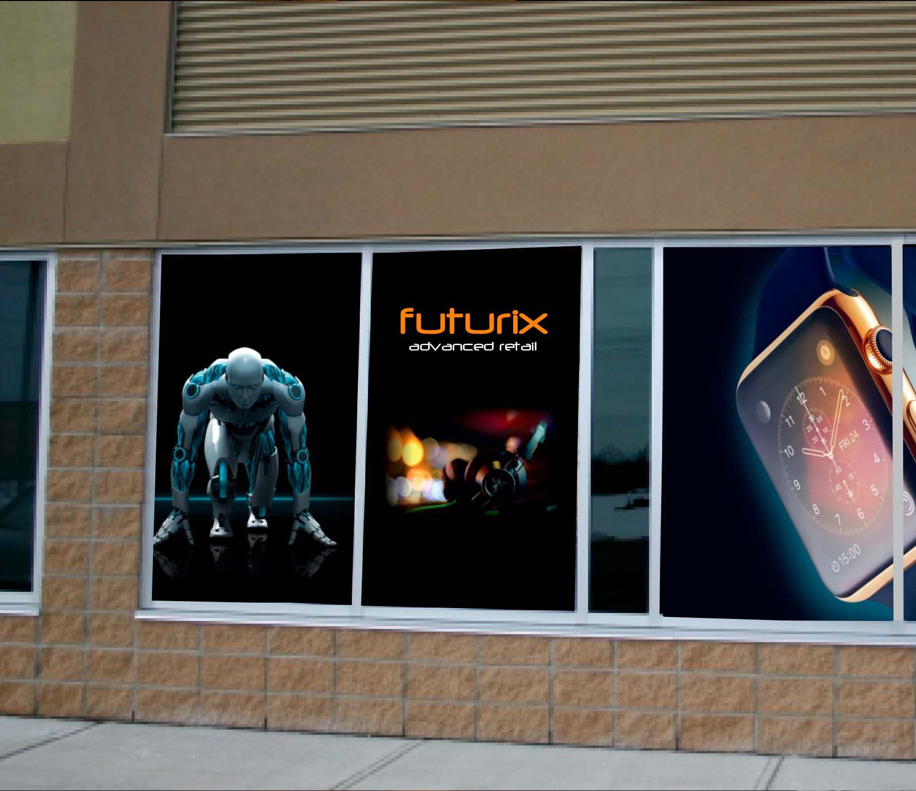 example of window graphics